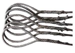 插编钢丝绳